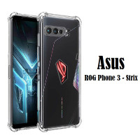 Asus ROG Phone 3 - Strix Anti Crack Shock Case Absorption TPU Cover