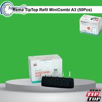 Rema TipTop Refil MINICOMBI B8 20Pcs 5113106