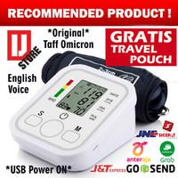 Tensimeter Digital Bukan Omron Alat Tensi Cek Tekanan Darah Digital