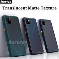 OPPO RENO 4F SOFT CASE MATTE COLORED FROSTED