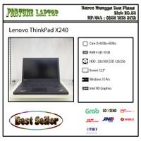 Lenovo ThinkPad X240 |Core i5 -Gen 4 |Camera - RAM 4-HDD 500