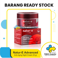 Natur E Advanced Anti Aging Night Cream - 30 gram