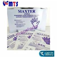 Handscoon Maxter Steril Sarung Tangan Steril