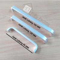 Tarikan 011 - 96 Aluminium / Handle Laci Lemari Murah Minimalis