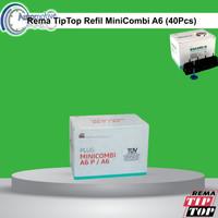 Rema TipTop Refil MINICOMBI A6 40Pcs 5113058