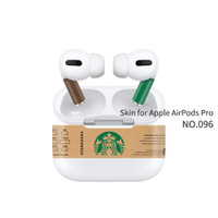 Sticker Cover Protector Airpods Pro