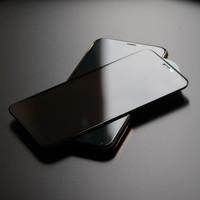 Tempered Glass Anti Spy Full Cover Privacy iPhone 12 Pro Max 12 Mini - iP 12 Mini