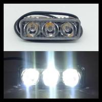 LAMPU LED TEMBAK MOTOR MOBIL 9 WATT LED BAR CREE 3 MATA UNIVERSAL