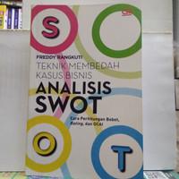 teknik membedah kasus bisnis analisis SWOT