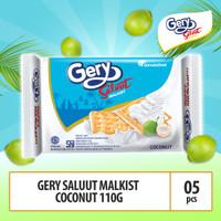 Gery Saluut Malkist Coconut 110g - (MACO2) 5 Pcs By GarudaFood
