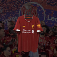 Jersey Original Liverpool home 2019/2020 PL Winners