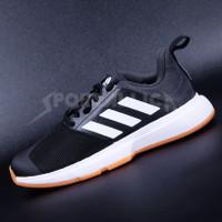 Sepatu Badminton / Indoor Court Shoes Adidas Essence M Black - 7