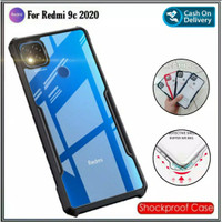 Case Redmi 9C 2020 Soft Casing Edition Slim Cover