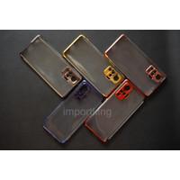 Vivo X50 pro SHINING CHROME TPU CASE CLEAR Silicone Case