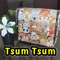 Cooler Bag Asi Momza / Tas Penyimpan Asi (Free Ice Gel 500g) - Tsum Tsum
