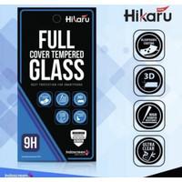 Xiaomi Poco X3 NFC Hikaru Full Cover Tempered Glass Anti Gores Kaca