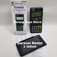 Kalkulator Scientific Casio FX-991 ID PLUS Casio FX-991ID PLUS