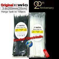Kabel Ties EWIG 3.6mmX20cm (200mm).
