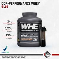 Cellucor COR Performance Whey 5 Lbs (70 Serving) BPOM AOM