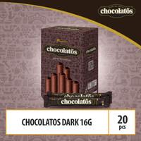 Chocolatos Dark -16g (WCC8) By GarudaFood