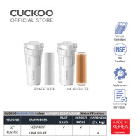 """CUCKOO ALPINE POU Indoor 10"""" LAUNDRY ECO PACKAGE Water Filtration"""