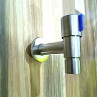 kran tembok keran kran air stainless SUS 304
