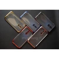 Xiaomi redmi 8 SHINING CHROME TPU CASE CLEAR Silicone Case