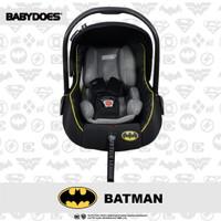 Babydoes Carseat / Carrier Batman Justice League - Batman