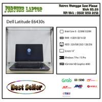Dell Latitude E6430s -Core i5-Gen 3-Camera - RAM 4-HDD 500