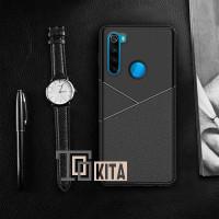 Case Xiaomi Redmi Note 8 Note8 softcase soft executive leather case