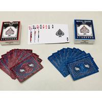 Kartu Remi Royal Grade 787 Playing Card 4 Joker New Angel Motif