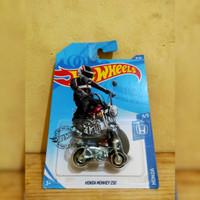 Hotwheels Hw Honda Monkey Z50 Motor