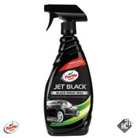 Turtle Wax Jet Black Spray Wax / pengkilap mobil / pembersih mobil