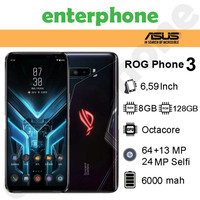 Asus Zenfone ROG Phone 3 ZS661KS RAM 8/128GB Garansi Resmi