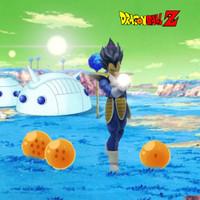 Dragon ball shf vegeta( captain Ginyu not include)