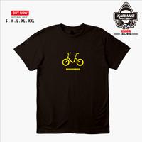 Kaos Baju Sepeda Minion Bike Kaos Sport - Karimake