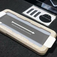 Tempered Glass Anti Gores iPhone 12 mini 12 12 Pro Max Full Cover wb