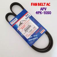 fan belt / V-Belt tali kipas AC Suzuki APV 4pk 1050 original
