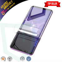 Samsung S8 S9 S8 Plus S10 S10 S20 Plus Hydrogel Anti Gores Jelly Full