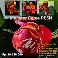 Reel OH Jigging Master Monster Game PE5N