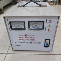 Stabilizer listrik MATSUNAGA 3000wat 3000va 3000watt stavol