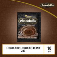 Chocolatos Drink Minuman Coklat by GarudaFood (1 Renceng isi 10 Pcs)