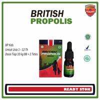 British Propolis BP Anak Original Vitamin Imunitas Daya Tahan Tubuh