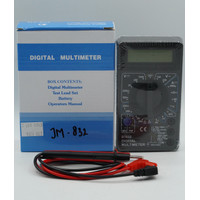 JAKEMY JM-832 DT832 Digital Multitester MultiMeter - SKU 2.001.0143