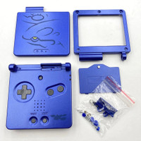 Gameboy Advance SP Kyogre Limited Edition Shell Case Casing GBA SP