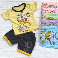 Setelan Baju Bayi Anak Perempuan ABR
