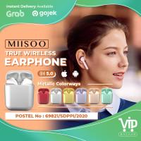 MIISOO i12PRO Airpods TWS Earphone Bluetooth HIFI TRUE Wireless STEREO