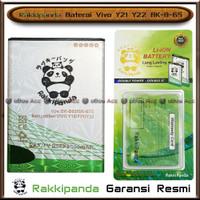 Baterai Vivo Y21 Y22 BK-B-65 Double Power Batre HP Rakkipanda Original