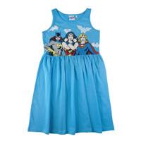 KIDS ICON - Dress Anak Perempuan JUSTICE LEAGUE 04-12 Th- JL500100200