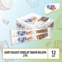 Gery Saluut Coklat Tabur Kelapa 21g (CSCC5)